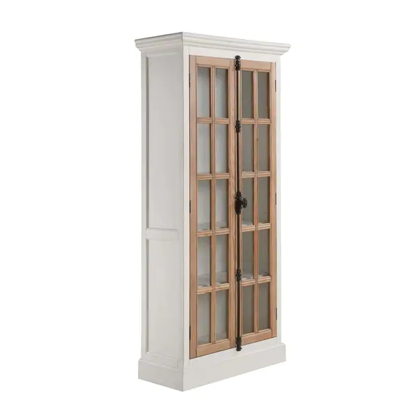 Overstock Com Online Shopping Bedding Furniture Electronics Jewelry Clothing More Glass Curio Cabinets Antique French Doors Curio Cabinet