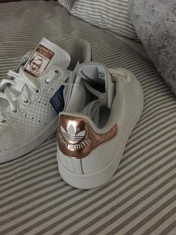 Adidas Stan Smith Femme Brillante