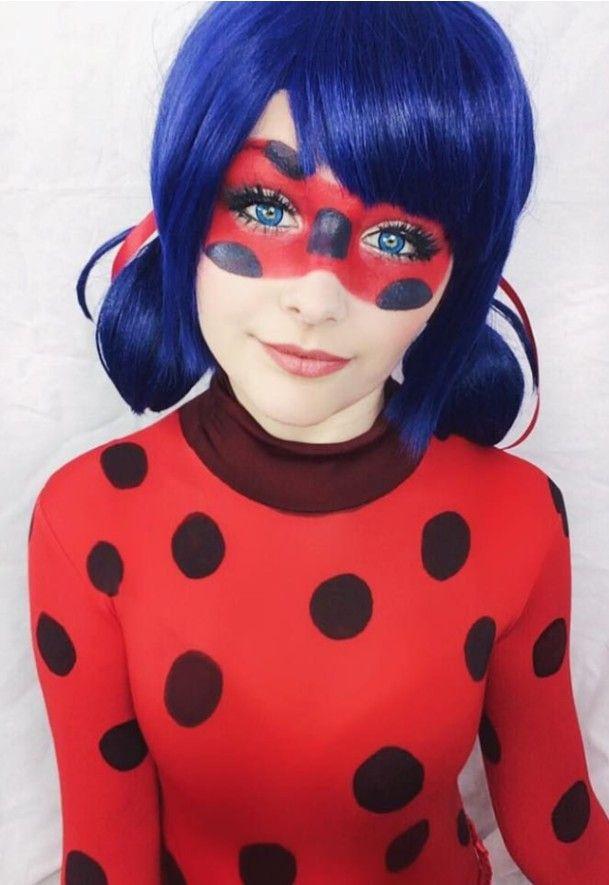 Ladybug Cosplay Kostumvorschlage Kinder Kostume Geburtstagsfeier