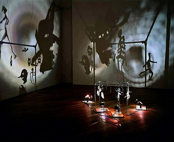 christian boltanski shadows