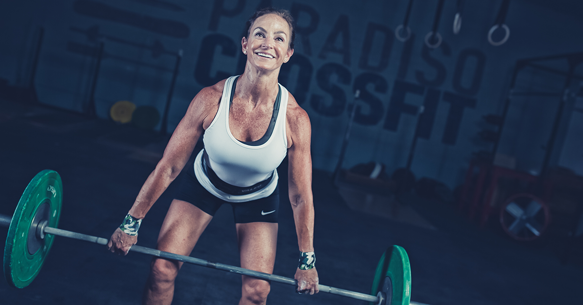 Sandy Hill: 4th Fittest CrossFit Games Master 60+ Athlete - http://www.boxrox.com/sandy-hill-crossfit-games-master-athlete/?utm_source=Social%20Media&utm_medium=Social%20Media&utm_term=Auto%20Posting&utm_content=Article&utm_campaign=Auto%20Posting