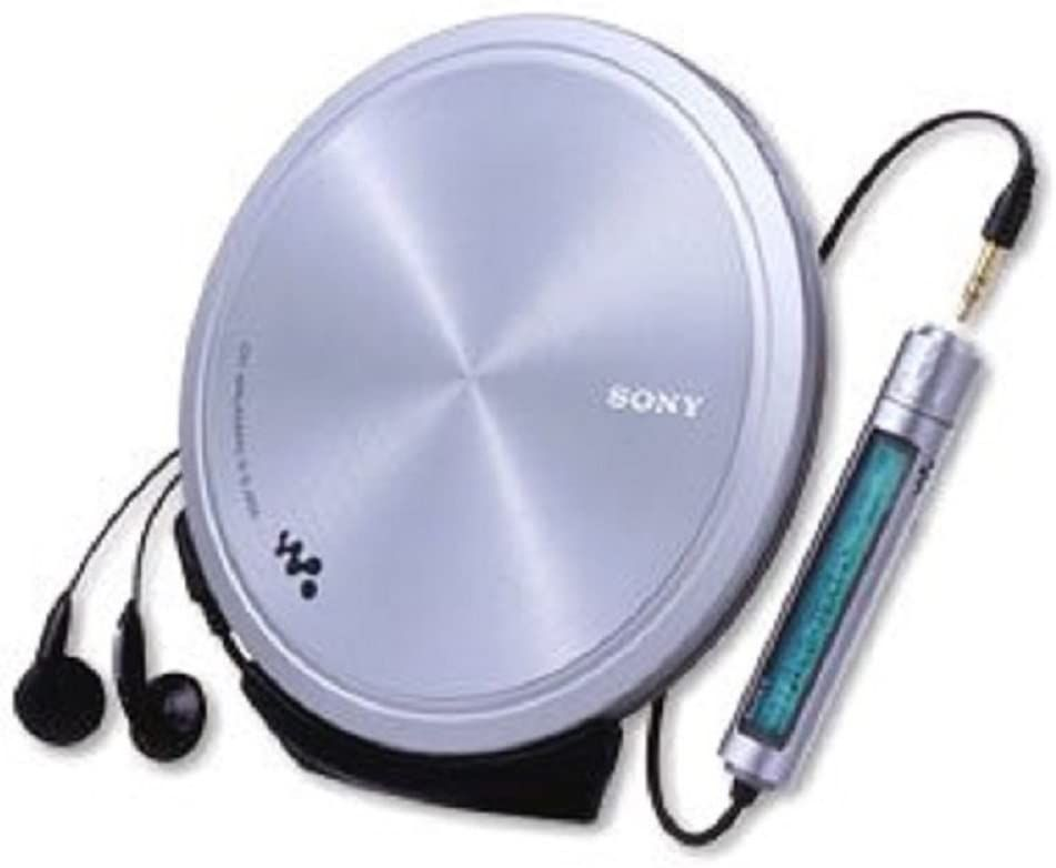 Sony D-NE720 ATRAC//MP3 CD Walkman
