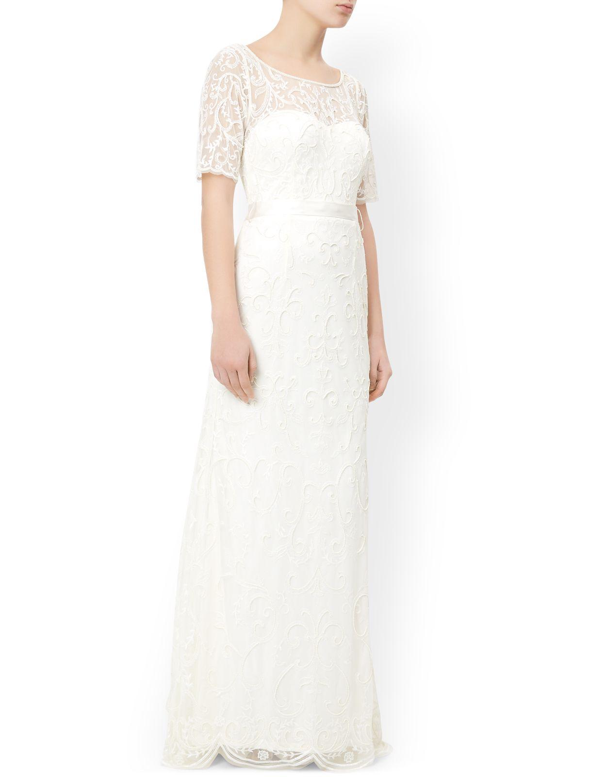 Farah Bridal Dress Http Www Weddingheart Co Uk Monsoon Wedding Dresses Html High Street Wedding Dresses Dresses Bridal Dresses Lace