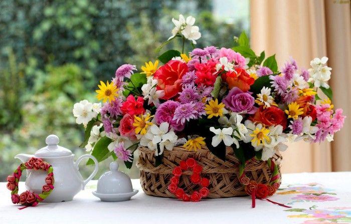 Букеты цветов фото | Букет цветов, Букет, Цветы