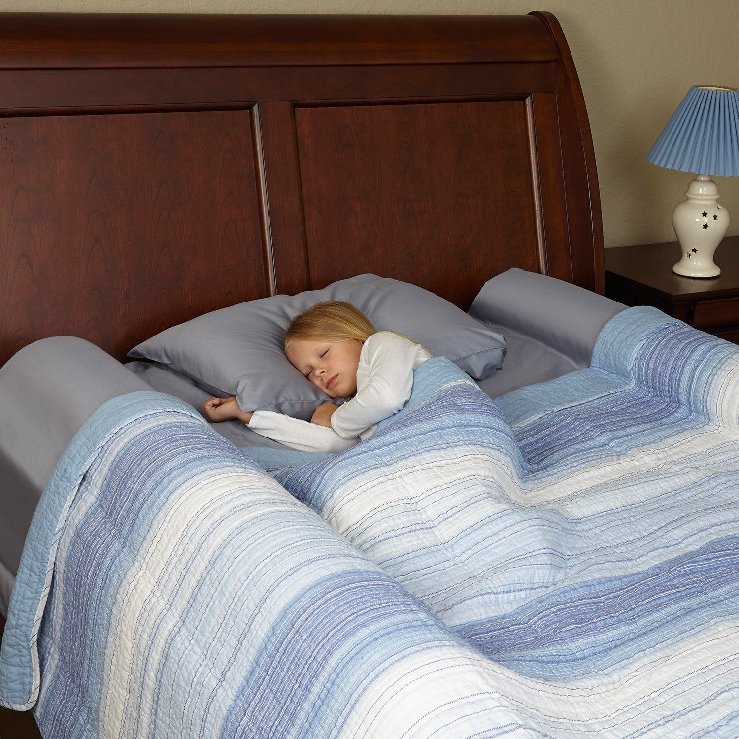 Toddler bed rail pictures to pin on pinterest - Find This Pin And More On Baby Product Hiccapop Foam Bed Bumpers Toddler Bed Rails
