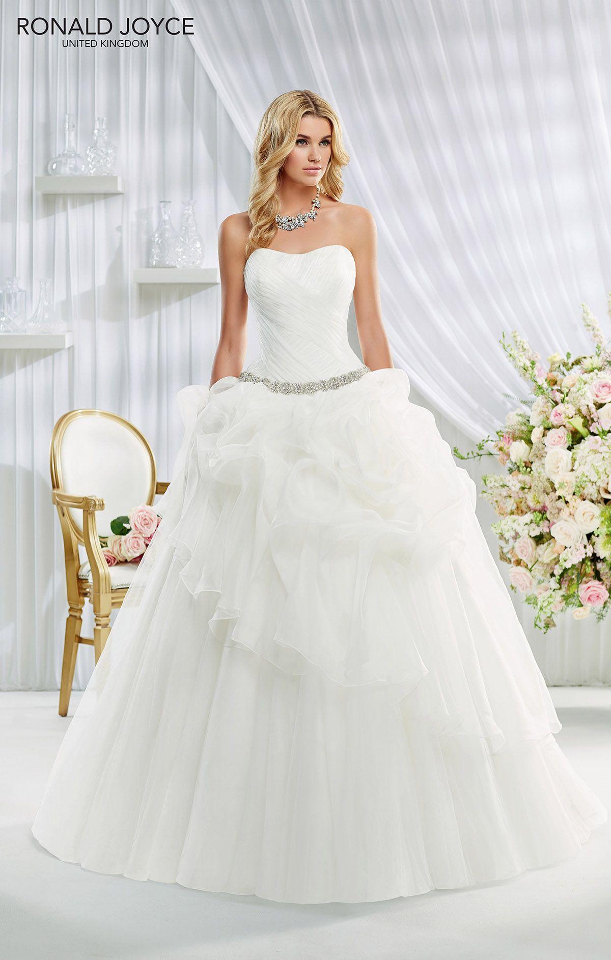 69025 From Ronald Joyce Bridalwear Weddingdresses Bridal