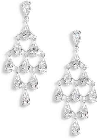 Women S Nadri Kite Chandelier Earrings Earrings Jewelry Earrings Nadri Jewelry Women S Earrings