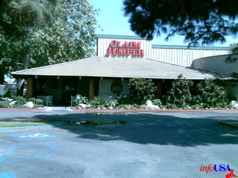 Claim Jumper Fountain Valley Ca Just Had Their Salad Bar Very Good