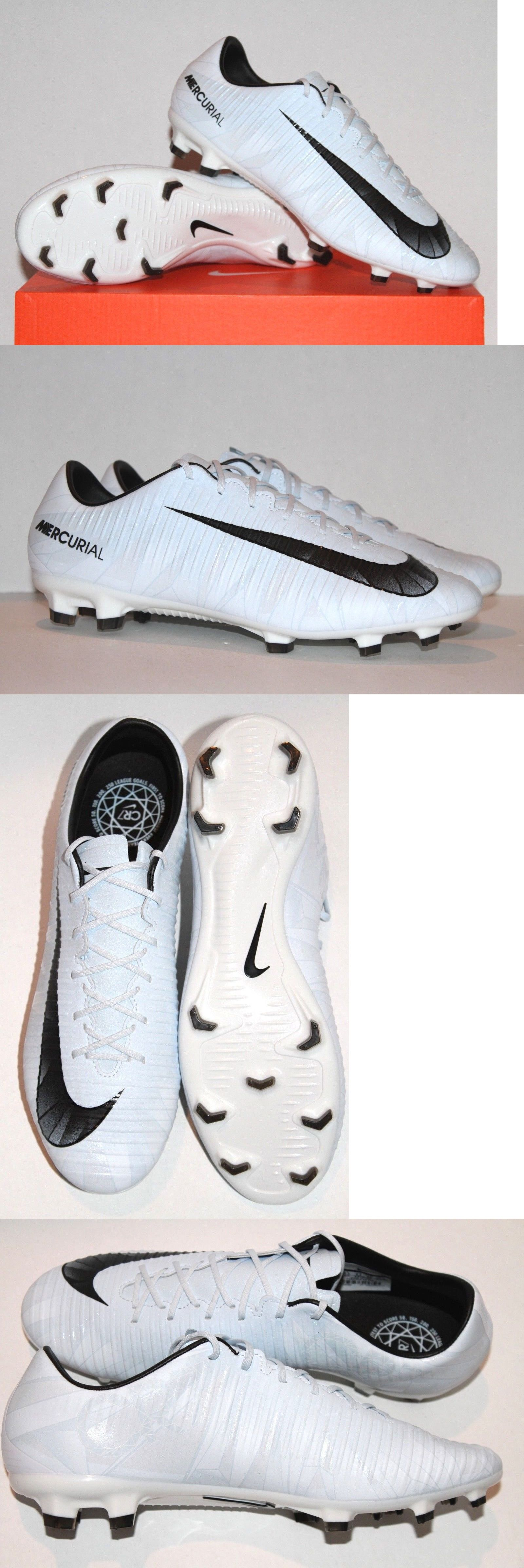 best website 7de51 ebcc5 Clothing Shoes and Accessories 159178  Nike Mercurial Veloce Iii Cr7 Fg  Soccer Cleats Mens 9.5