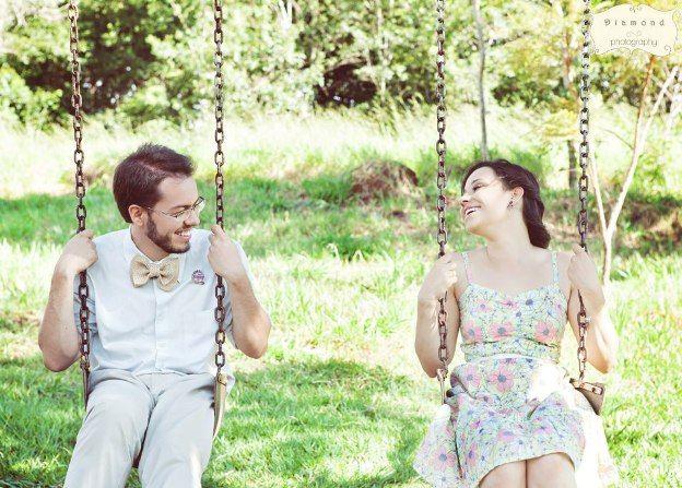 Respire e Case: E-session: Laíza e Fabiano Inspirado no Filme Up!