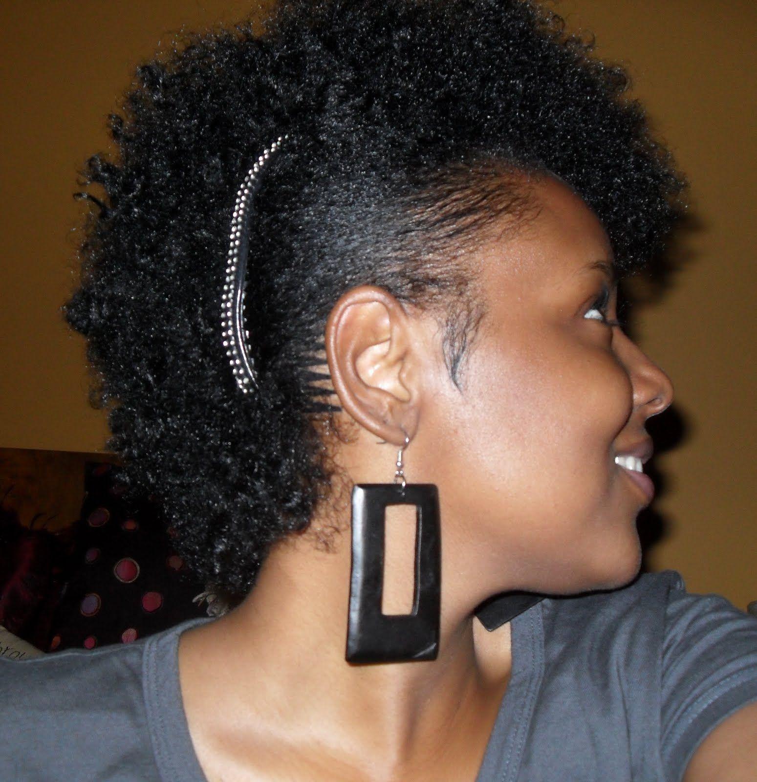 short natural hair styles | natural hairstyles black