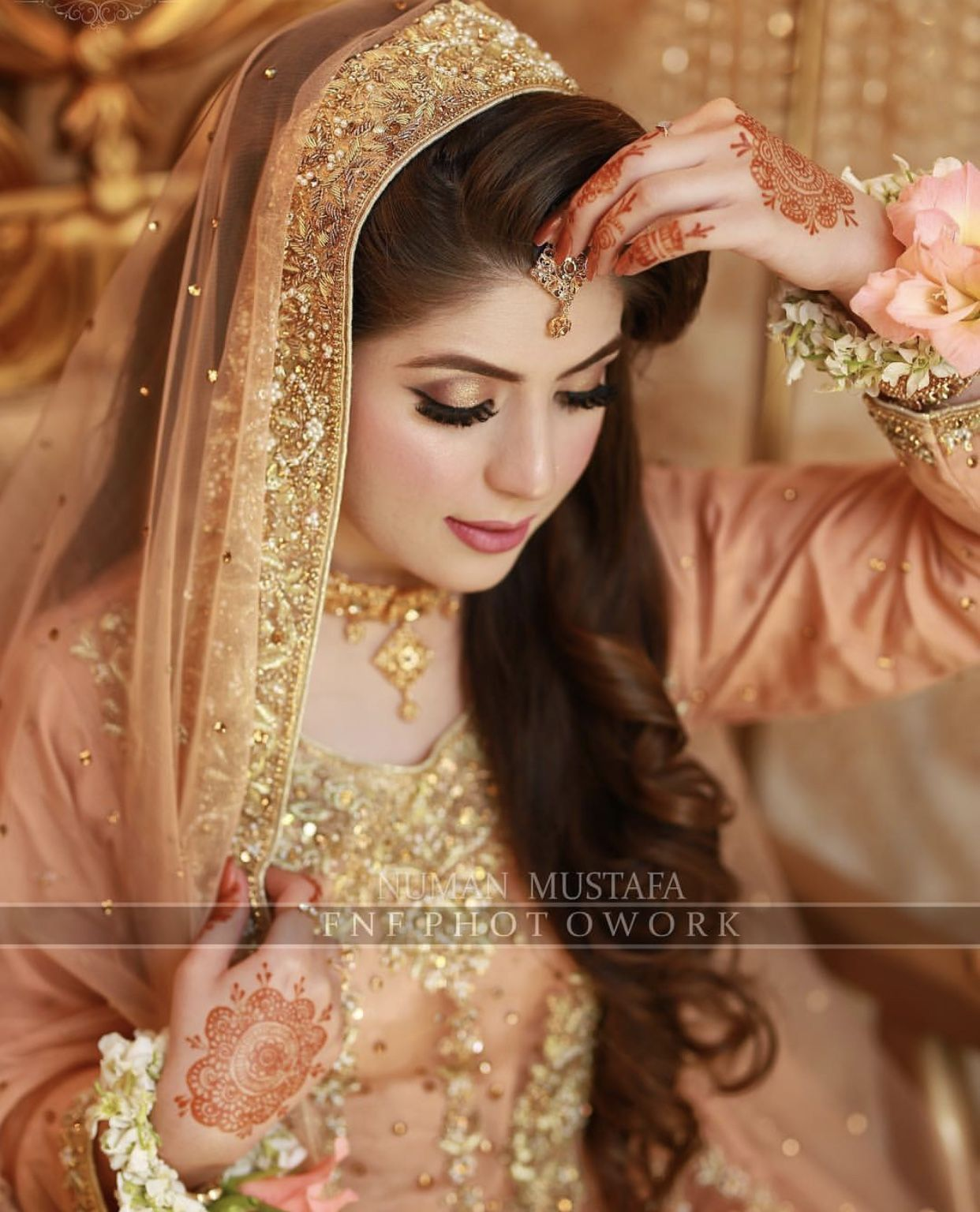 nikkah bride hairstyle inspo | bridle collection in 2019