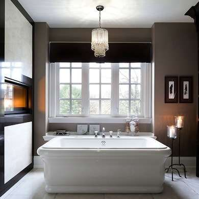 Beyond White 11 Alternative Hues To Color Your Bath Luxury