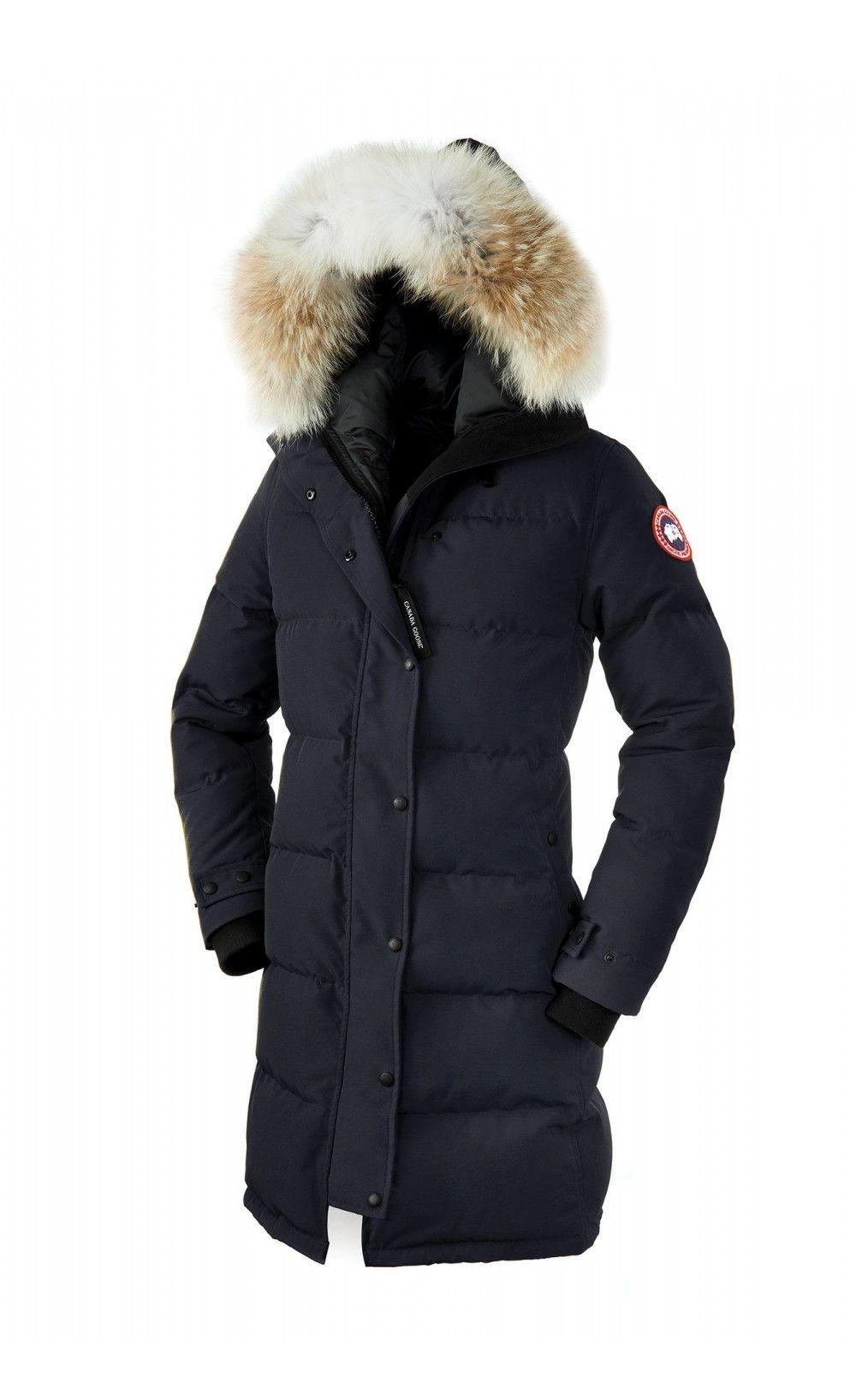 c761c5a76ba8 Canada Goose Shelburne Parka Navy Women - Canada Goose  canadagoose  women   parka  jacket  winter  newyear  gifts  fashion  lifestyle
