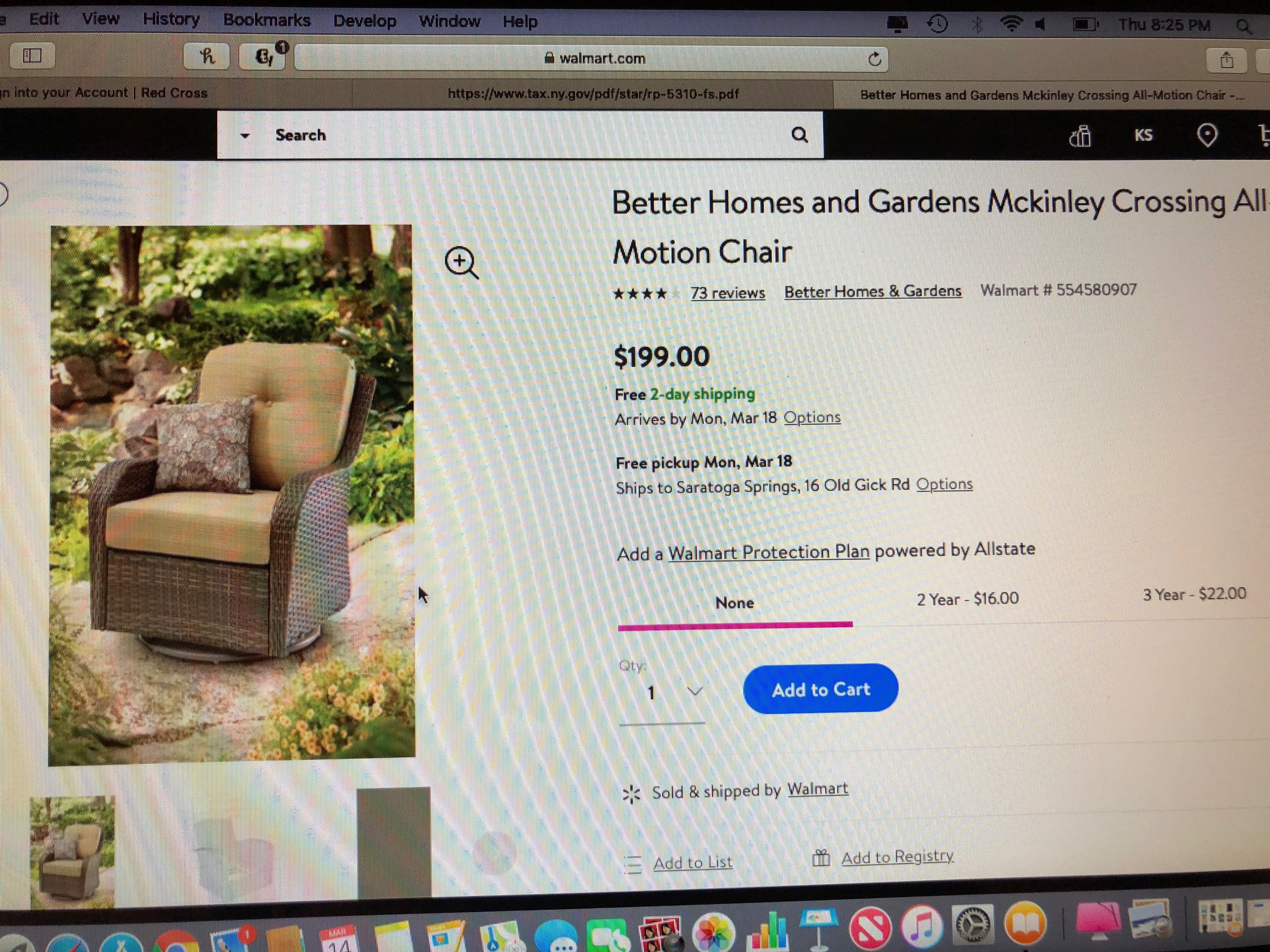 06bc330378457bd459304945366e8cbd - Better Homes And Gardens Mckinley Crossing All Motion Chair