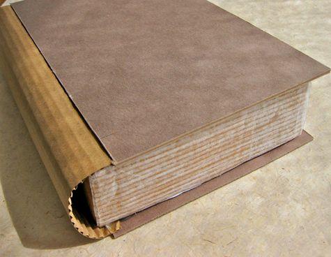 diy project: brenna's secret storage books #bookspapersandthings