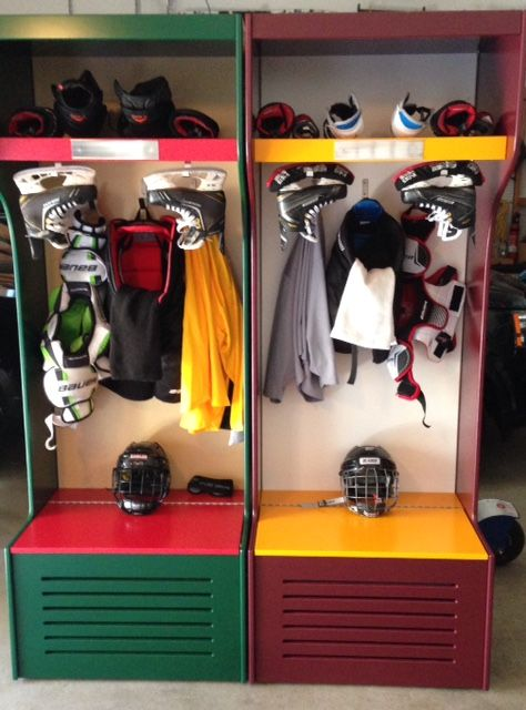 Hockey Equipment Storage Minnesota Google Search