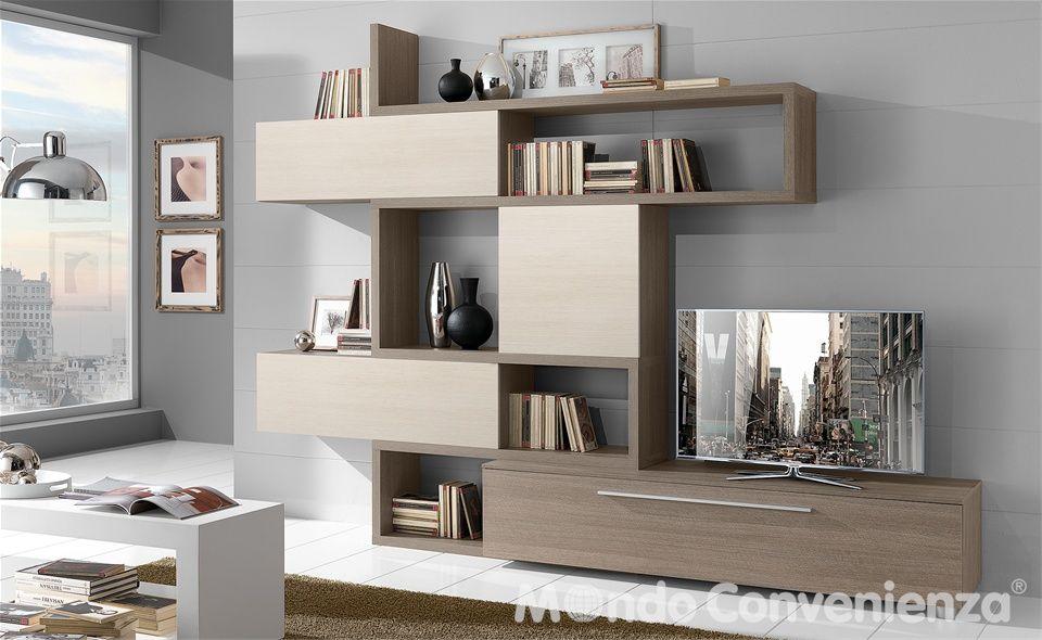 Soggiorno Step - Mondo Convenienza | TM | Pinterest | Living Room ...