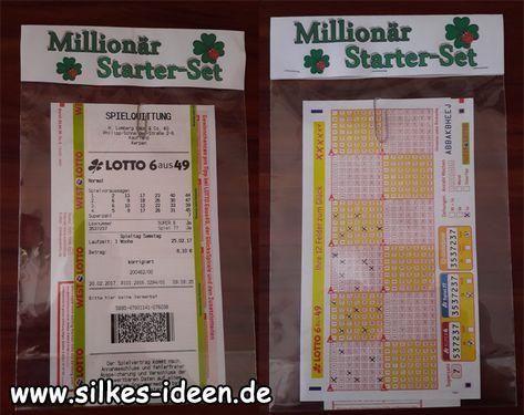 Lottoschein Verschenken