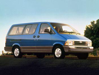 1993 97 Ford Aerostar 1992 08 1997 Ford Aerostar Car Ford