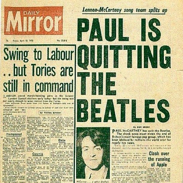 Paul McCartney solo