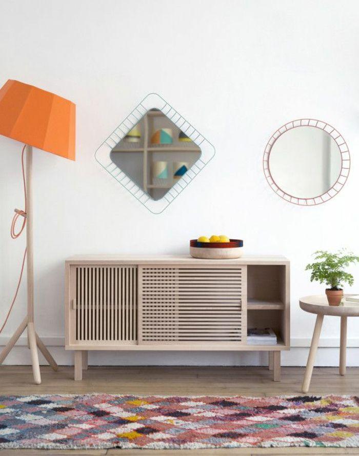 Nice Sideboard Mit Schiebetüren Wohnzimmer Möbel Modern Holz
