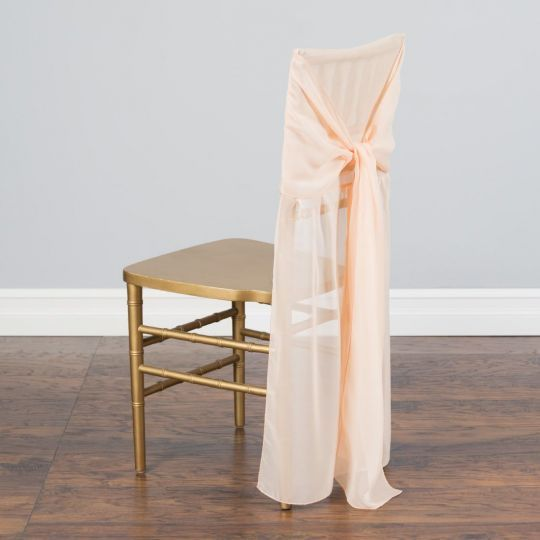 Chiffon Chiavari Chair Cover Chiavari Chairs Chair Covers