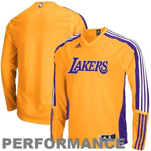 adidas Los Angeles Lakers Originals Action Gold Court Series Track Jacket