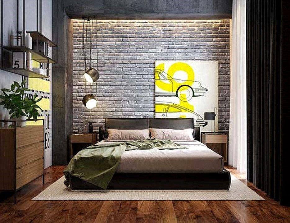 Curso De Diseno Interior Y Decoracion Fadu Uba Dormitorios Diseno De Dormitorio Para Hombres Diseno De Interiores