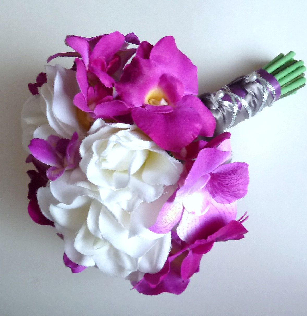 Purple Gardenia Flower
