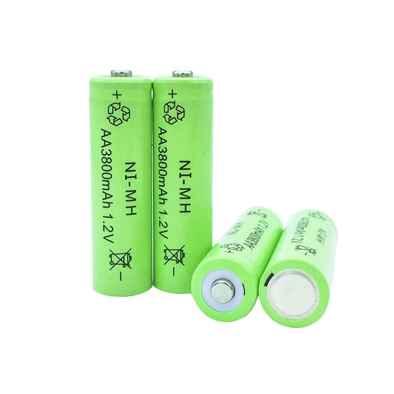 Jy Fire 8pcs 3800mah Ni Mh Aa Battery 1 2v Neutral Rechargeable Battery Rechargeable Batteries Battery Free Batteries