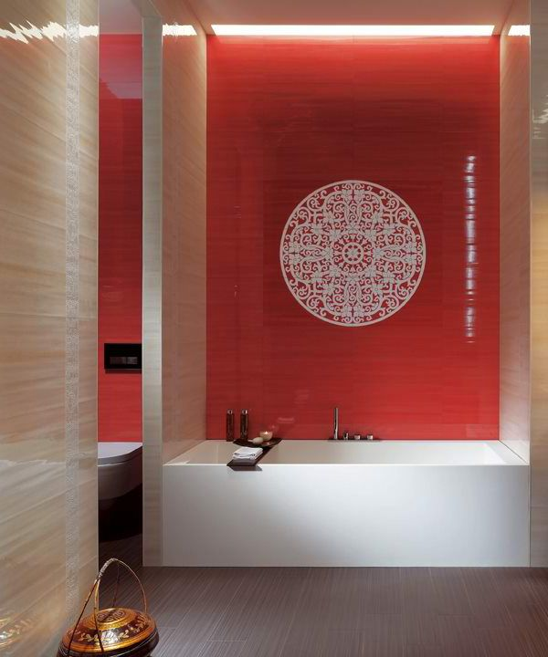 Bathroom Tiles Red beautiful bathroom tile designsfap | tile design, bathroom