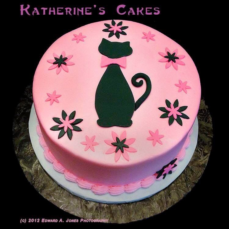 Sweet Cat Cake Katherines Cakes Just yummy pics beautiful pics