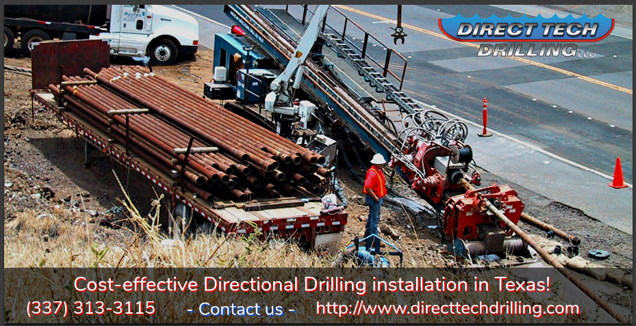 Direct tech Drilling is the best Drilling construction