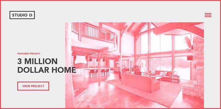 Design Inspiration Trends Web Design Inspiration Historical Society Inspiration