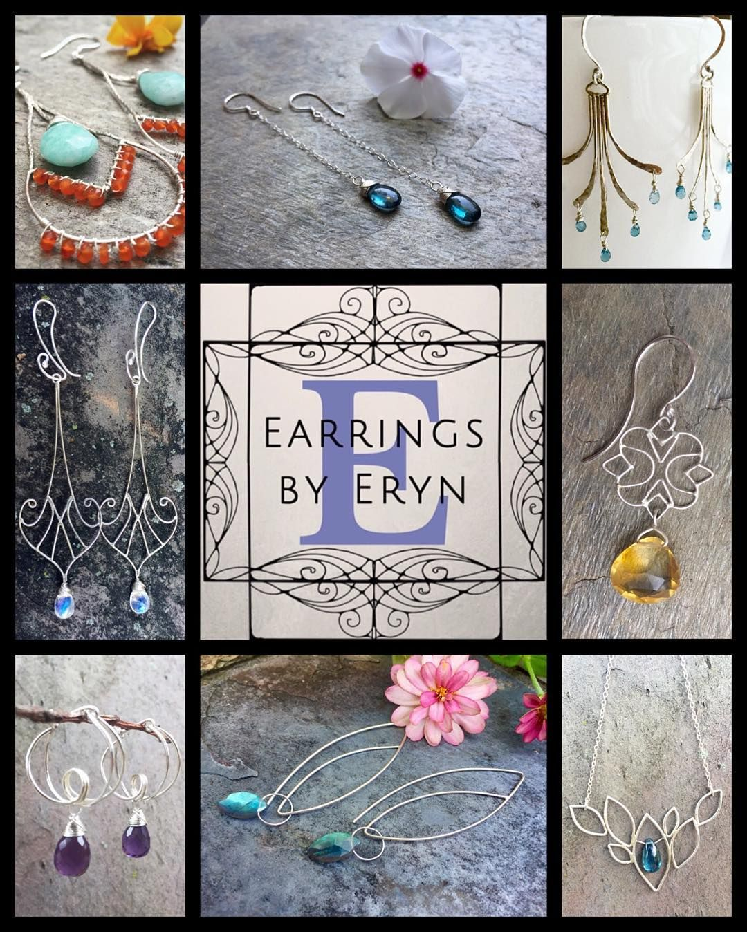 Just booked my first trunk show! Whoo-hoo! It will be held September 3rd at The Blues Jean Bar here in Dallas. 🎉  #earringsbyeryn #earringdesign #handmadeisbetter #dallasartisanjewelry #dallasartisan #trunkshow #comingsoon #dallasfashion #buylocal #buysmall #buyhandmade #supportsmallbusiness #womensupportingwomen #jewelrylogo #businesslogo #selfdesigned #riojeweler