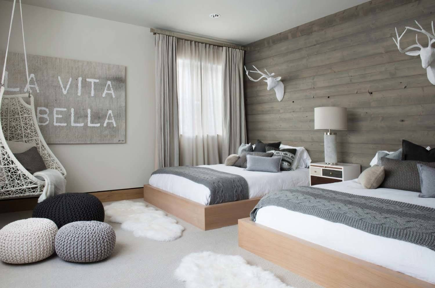 35+ Spectacular neutral bedroom schemes for relaxation ...