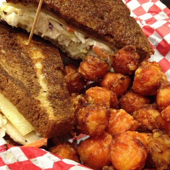 California Turkey Reuben @ StarLite Diner