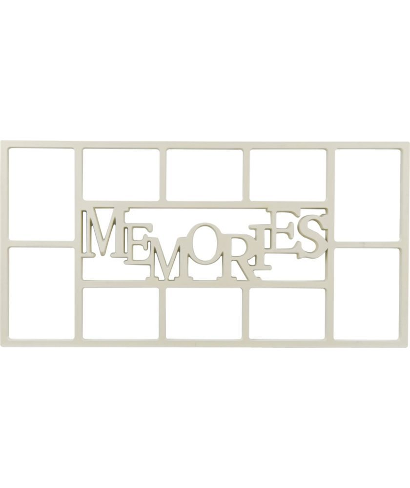 Buy Memories 10 Aperture Photo Frame - Cream at Argos.co.uk - Your ...