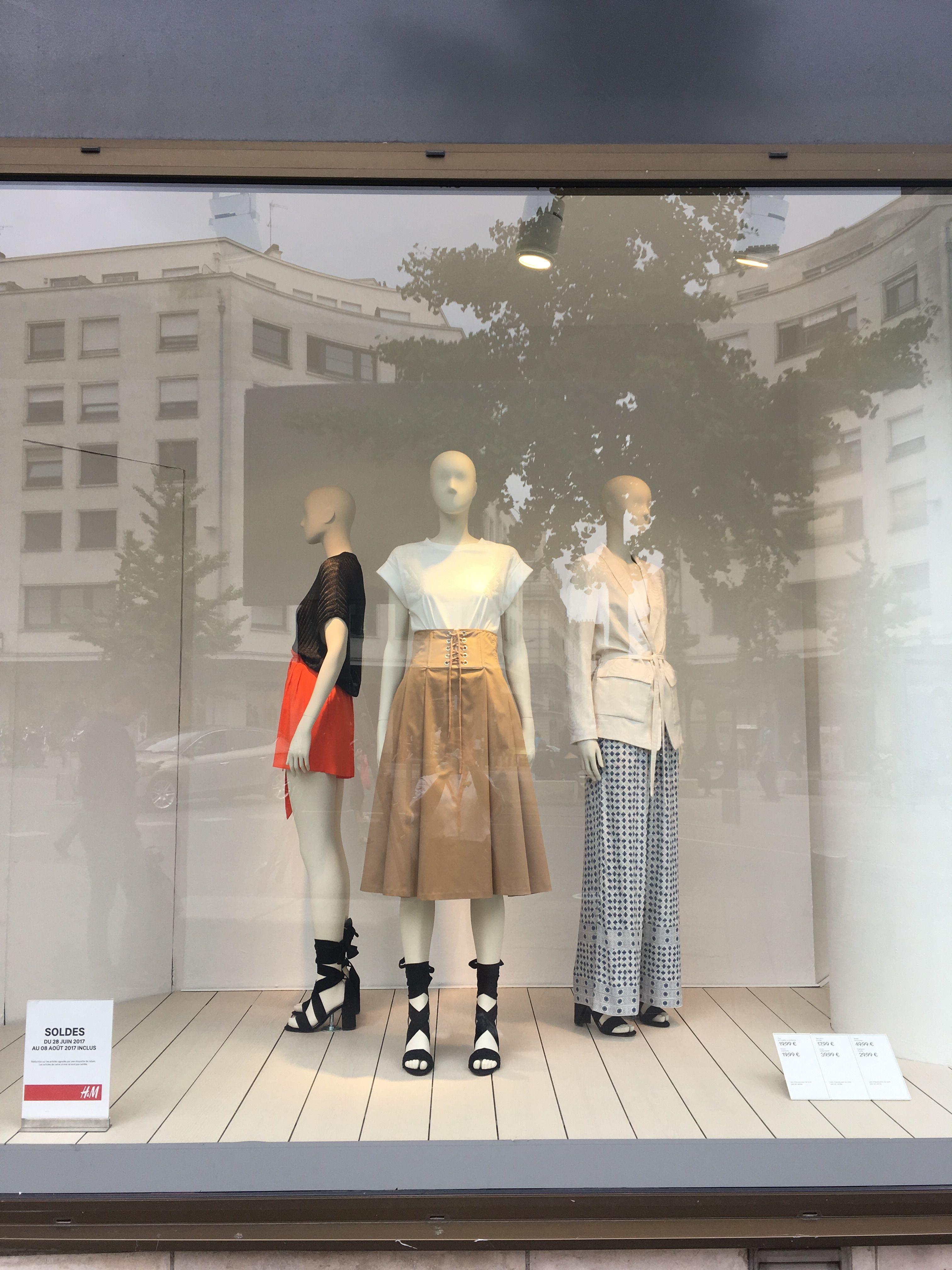 fashion merchandising resume%0A  window  fashion  women  hm  display  visuelmerchandiser   visuelmerchandising  mode