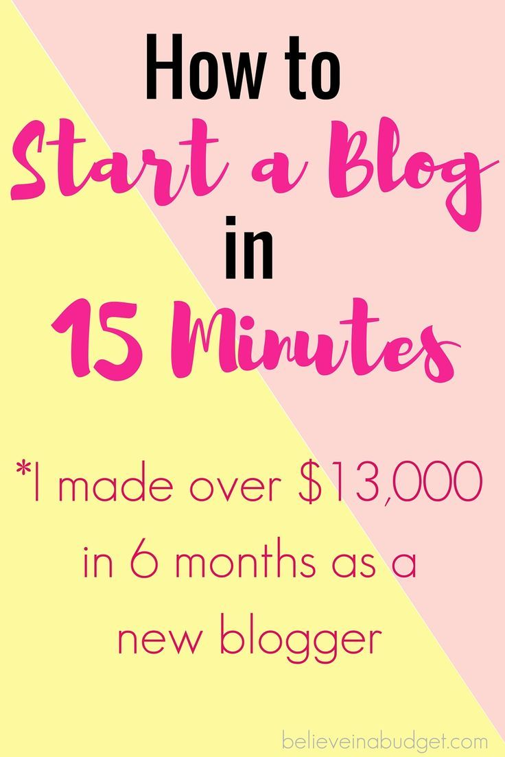 How To Make A Blog And Make Money Out Of It