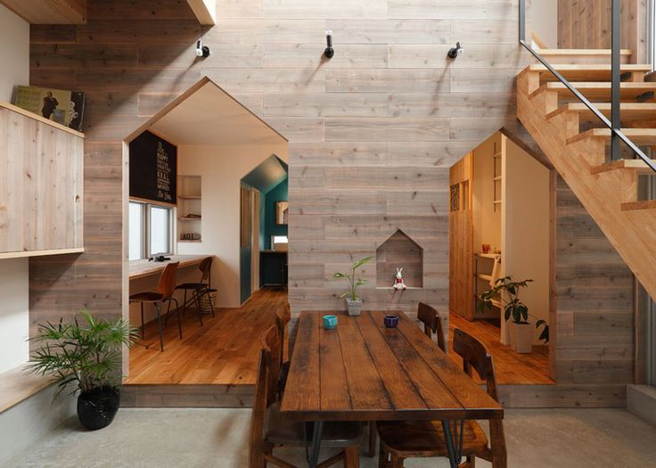 Architecture: Architecture Hazukashi House The Natural Wood Hazukashi  Residence Original Feature Of Hazukashi House Hazukashi House In Kyoto:  Original ...