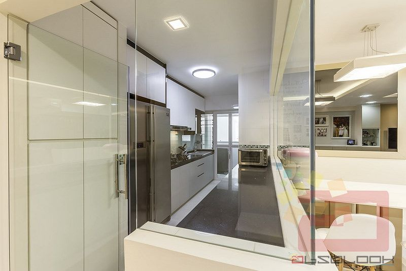 HDB 5 Room BTO Neutral Palette Blk 315C Yishun Greenwalk