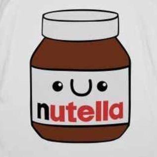 Nutella Cartoon Nutella Sheets Diy Drawing Meme
