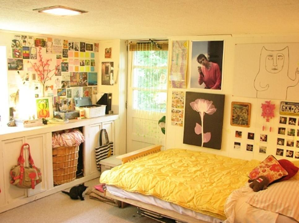 25 Well-Designed Dorm Rooms to Inspire You | Dorm rooms, Dorm and Room