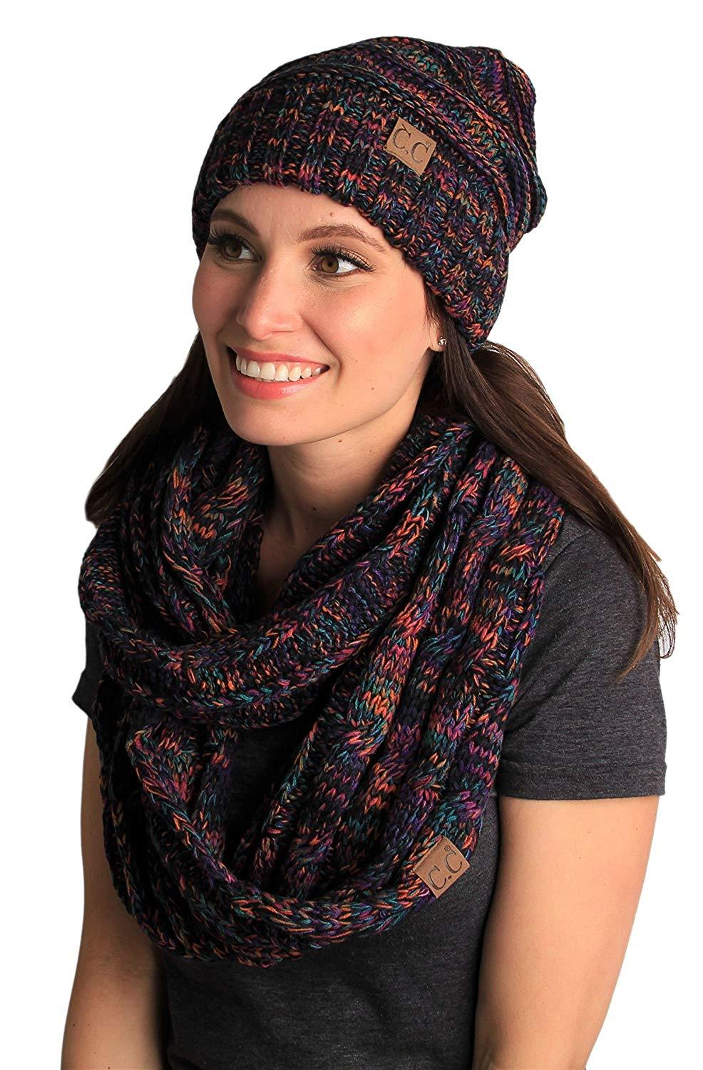 45fb919b03e Slouchy Winter Hat   Scarf