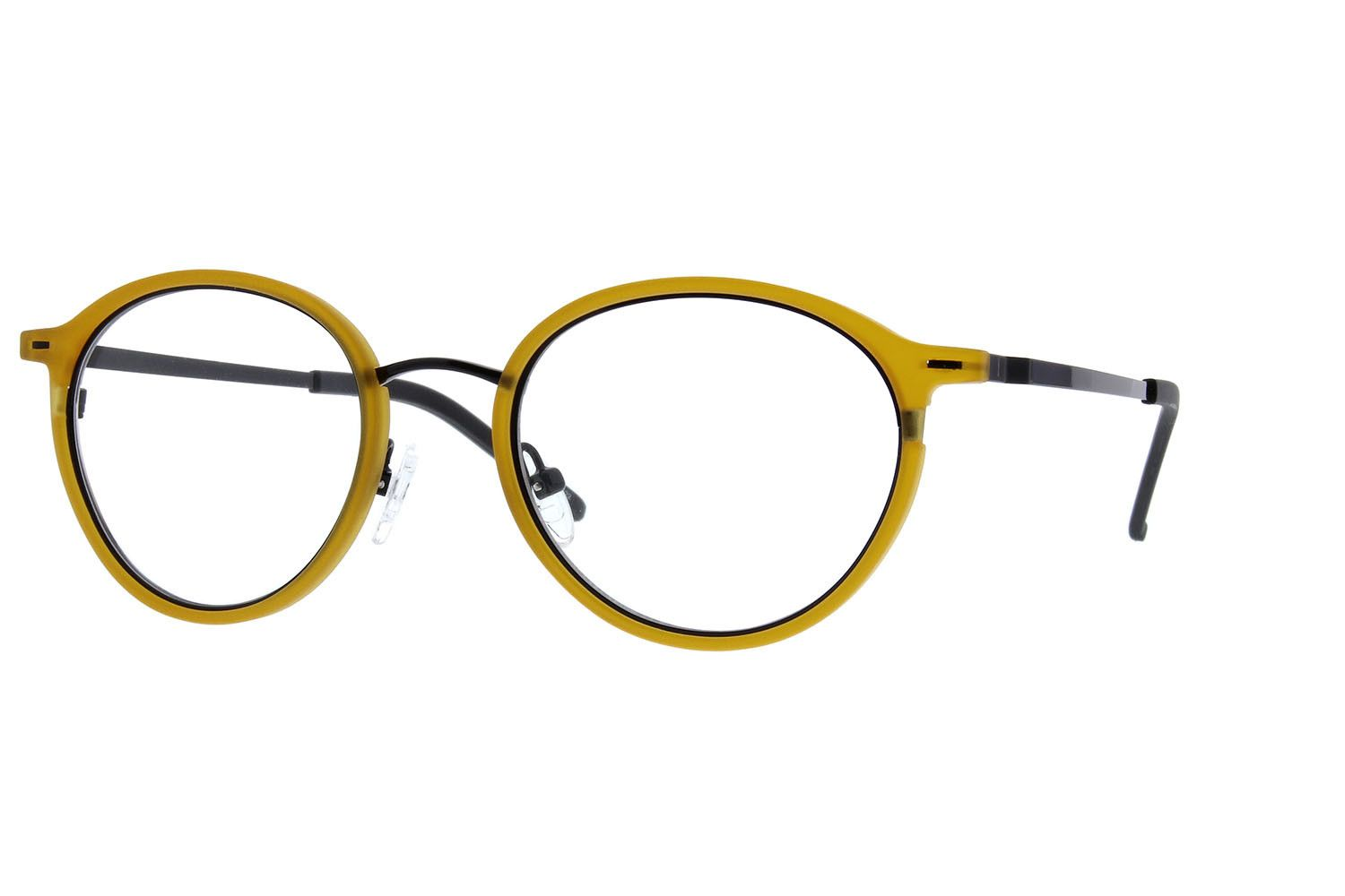 538343f9d5 Yellow Round Glasses  7810622