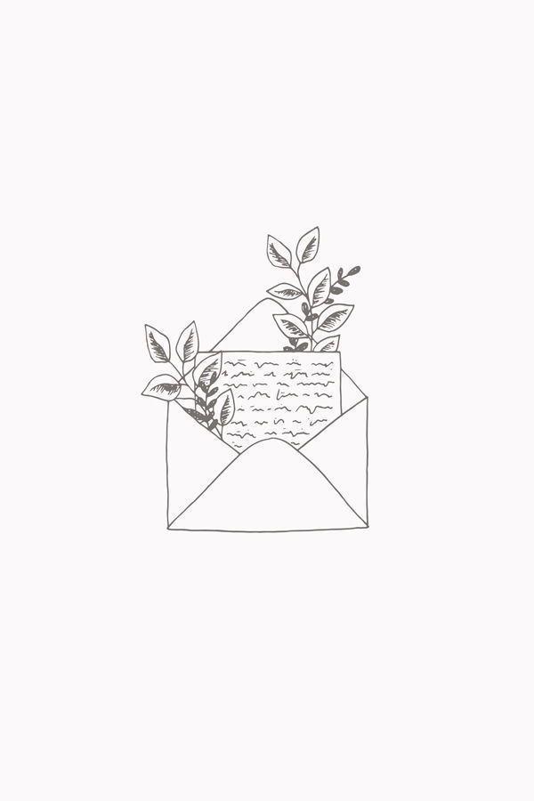 Kasvitieteellinen Love Letter kuvitus Taidevedos tekijänä Be ... - #Art #Botanical # Illustr ...
