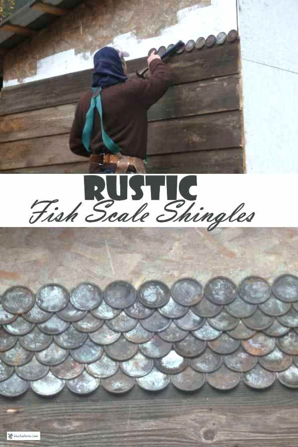 Best Fish Scale Shingles Roof Felt Tiles Shingling Roofing 400 x 300