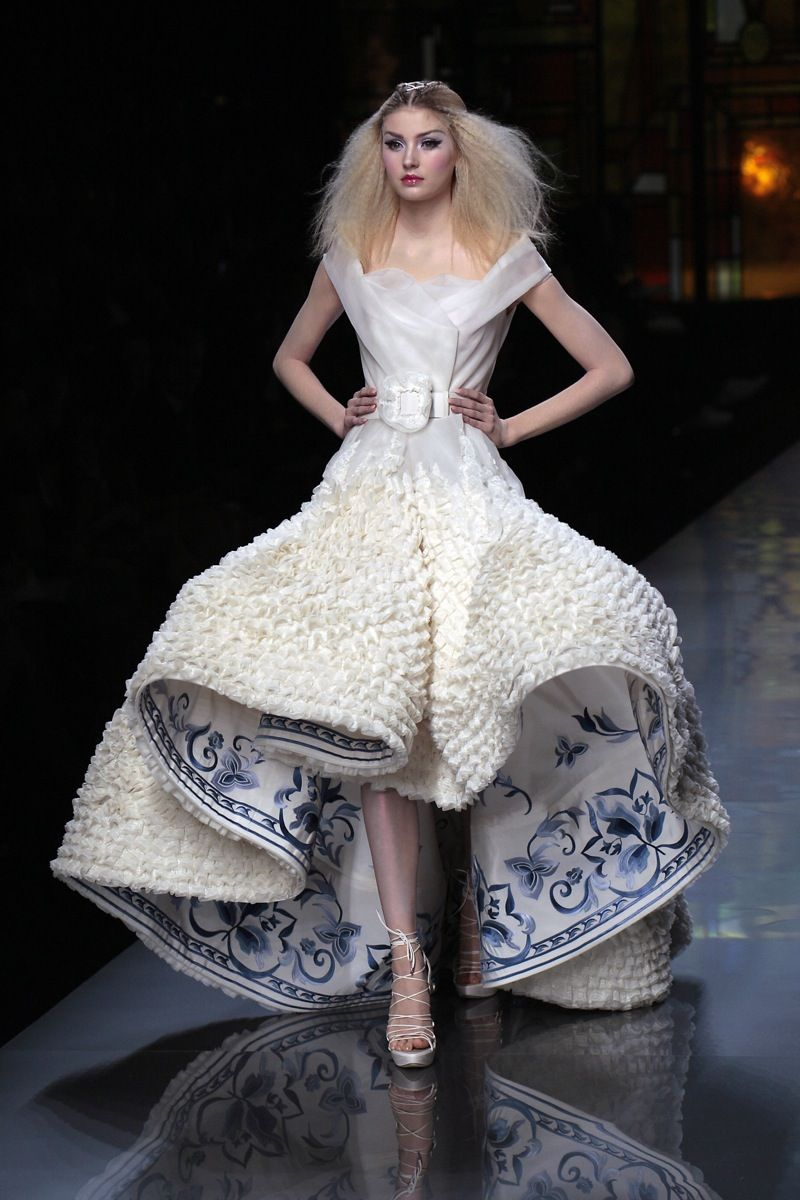Christian Dior Spring 2009 Haute Couture | Pinterest | Dior ...